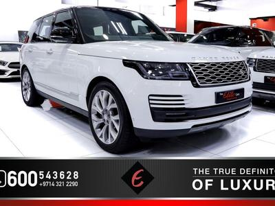 Land Rover Range Rover 2018 2018-RANGE ROVER VOGUE SE SUPERCHARGED (LOW M...
