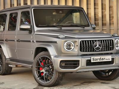 مرسيدس بنز الفئة-G 2020 MERCEDES BENZ G63 2020 2 YRS WARRANTY