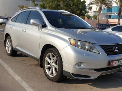 Lexus RX-Series 2010 (Price reduced )Lexus RX350 GCC very clean fu...