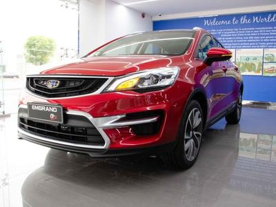Geely Emgrand GS Sport 2020 The 2020 Emgrand GS