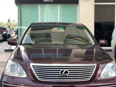 لكزس سلسلة-LS  2005 Wonderfull Lexus In Mint Condition
