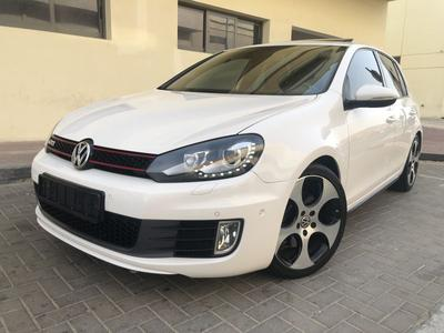 Volkswagen GTI 2013 COLF GTI 2013 FULL OPTION PERFECT CONDITION G...