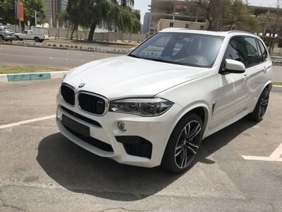 BMW X5 2016 BMW X5M 2016 With Service Contract 8 Years or...