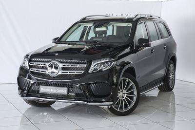 مرسيدس بنز GLS 2018 Mercedes-Benz GLS500 AMG *SALE EVENT* Enquire...