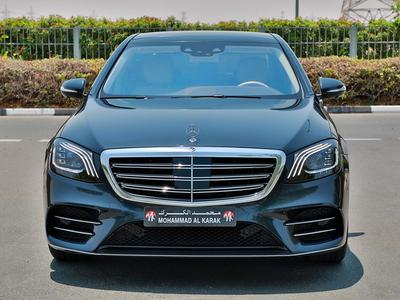 Mercedes-Benz S-Class 2018 MERCEDES S450 2018 16000KM ONLY WITH WARRANTY...