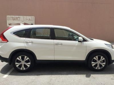 Honda Crv 2014 With Sunroof(No down...