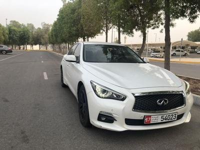 Infiniti Q50 2016 SOLD—————-Expat Lady Driven, Agency Maintaine...