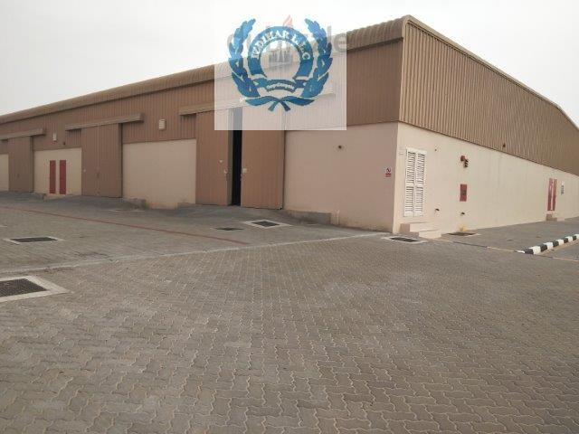 Property for Rent photos in Emirates Industrial City: Ready Power 70KW, Different Size Available From 5638 sqft Onwards  With Civil Defends, Sprinklers. - 1