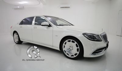 مرسيدس بنز الفئة-S 2016 S 600 Maybach | Model 2016 | GCC | V12 | 523 ...