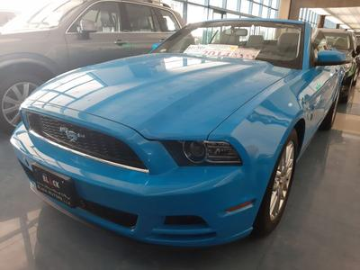Ford Mustang 2014 FORD MUSTANG 2014 BLUE - GCC SPECIFICATION