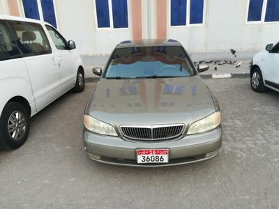 نيسان ماكسيما 2002 Nissan Maxima for sale with valid 1 year insu...