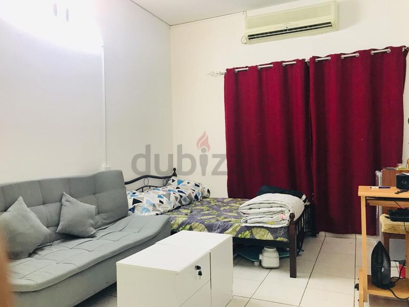 Property for Rent photos in Karama: Couple / Ladies room fully furnished lulu hyper All includin - 1