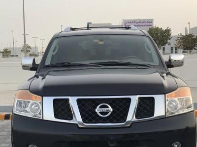 نيسان أرمادا 2011 NISSAN ARMADA LE 5.6L 2011 - FULL OPTION EXPA...