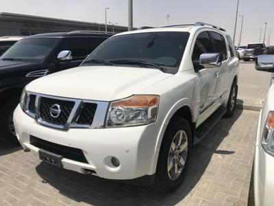 نيسان أرمادا 2011 Nissan Armada 2011 in very good condition Ful...