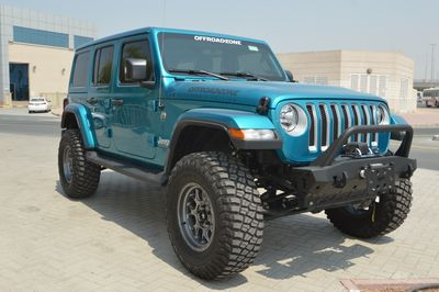 جيب Wrangler Unlimited 2020 Brand New Jeep JL 2020 0 km
