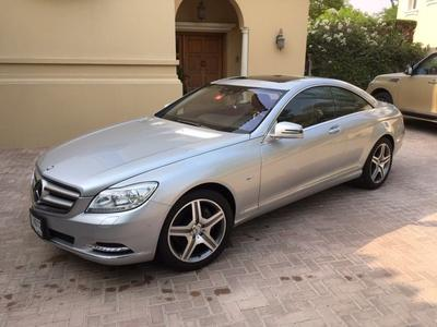 Mercedes-Benz CL-Class 2011 CL550, major service just completed.