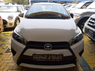 Toyota Yaris 2016 TOYOTA YARIS  SE 2016 WHITE - GCC SPECIFICATI...