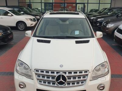مرسيدس بنز الفئة-M 2011 MERCEDES BENZ ML 350 AMG KIT 2011 FULL SERVIC...
