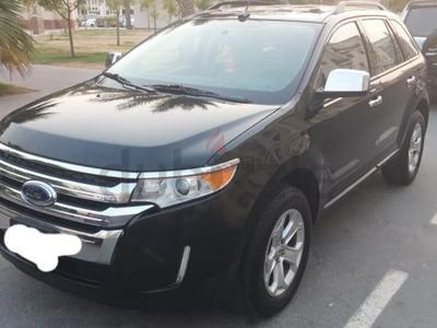 Ford Edge 2013 Low mileage Ford Edge 2013 in immaculate cond...