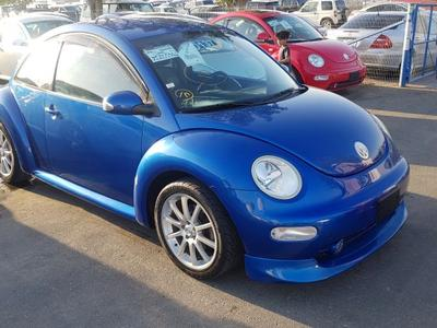 Volkswagen Beetle 2005 BEETLE 2005 WITH PARKING SENSORS JAPAN IMPORT...