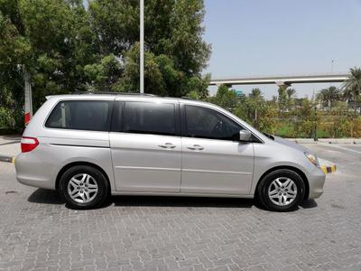 Honda Odyssey 2006 Full option Odyssey with Sunroof and Leather ...