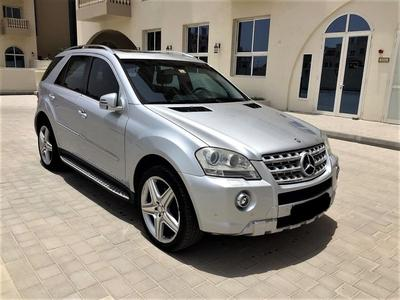 مرسيدس بنز الفئة-M 2011 SUPERB 2011 AMG ML350 - Fully loaded