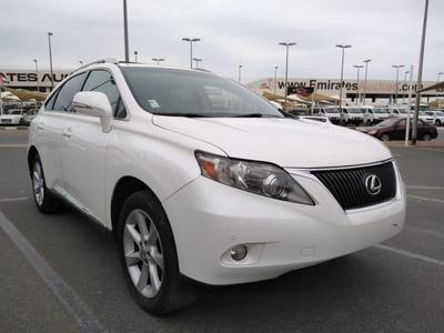 Lexus RX-Series 2012 LEXUS Rx350 model 2012very celen car