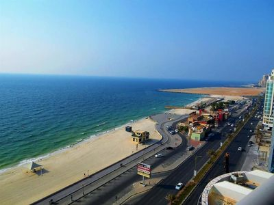 Property for Sale photos in Corniche Ajman: Buy 1/2/3 bedroom with 15% discount at ACR with 7 years payment plan ready to move in with 5% D.P - 1