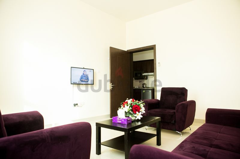 Property for Rent photos in Shakhbout City (Khalifa City B): Amazing Furnished Apartment| 4900 monthly - 1