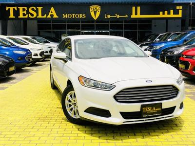 فورد فيوجن 2016 FUSION / S / GCC / 2016 / 5 YEARS DEALER (AL ...