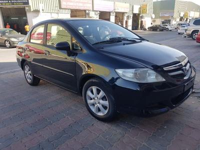 Honda City 2008 HONDA CITY 2008 MODEL GCC FULL AUTOMATIC JUST...
