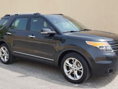 Ford Explorer 2015 Ford Explorer Limited 2015 GCC full option fo...