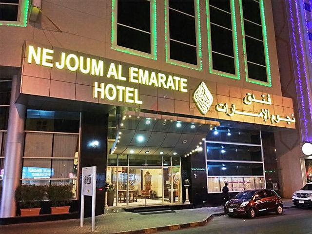 Property for Rent photos in Al Ghuwair: 29-Deluxe 3 Stars Hotel in Sharjah near Municipality Roundabout.Standard Studio-AED 3500++ - 1