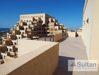 Property for Sale photos in Bab Al Bahr Residences: Incredible 3 BR Penthouse in Bab Al Bahr - 1