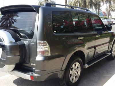 Mitsubishi Pajero 2014 LOW MEILGE FUL OPTION 2014 GREY PAJERO ACCEDE...