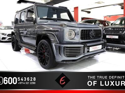 Mercedes-Benz G-Class 2019 1st URBAN MERCEDES G63//AMG -2019 (FULLY HAND...
