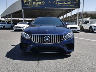 Mercedes-Benz E-Class 2019 Mercedes E 220 AMG COUPE