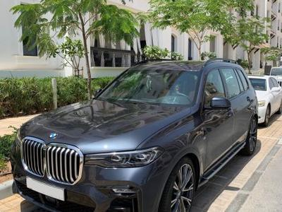 BMW X5 2019 BMW X7 40I M Sport , 8 Years Service Package