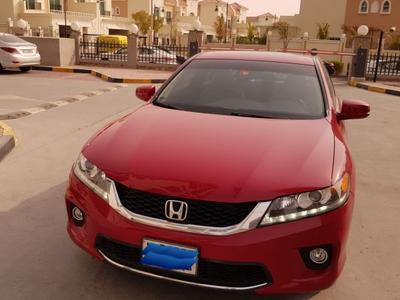 هوندا أكورد 2015 Accord coupe, GCC SPECS, Still Under Warrenty...