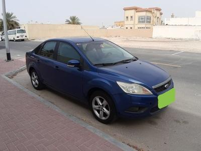 Ford Focus 2010 Focus 2010 2nd owner full option sunroof acci...