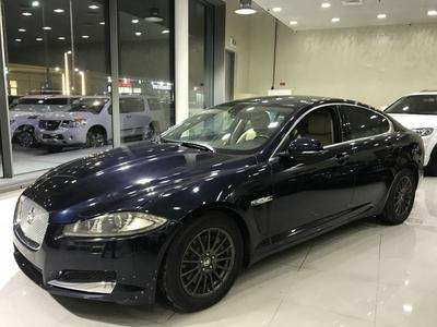 جاكوار XF 2012 Jaguar XF 2012 Full Options in Amazing Condit...