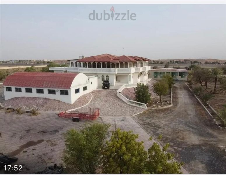 Property for Sale photos in Al Dhaid: For sale a luxury farm in Al-Washah area new khorfkan road - 1