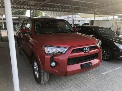 Toyota 4Runner 2017 Toyota 4Runner In perfect condition