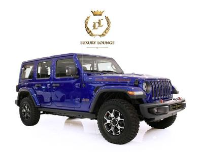 جيب Wrangler Unlimited 2019 2019 JEEP WRANGLER UNLIMITED RUBICON, GCC SPE...