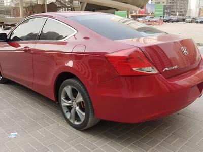 Honda Accord 2011 Honda Accord Coupe 2011 (GCC)