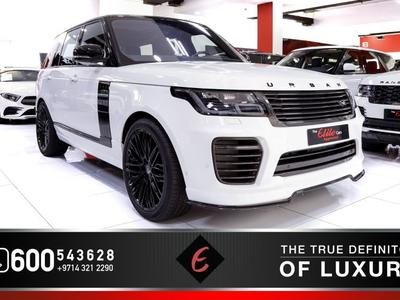Land Rover Range Rover 2018 1st URBAN HSE(2018)BRAND NEW{FULLY HANDCRAFTE...