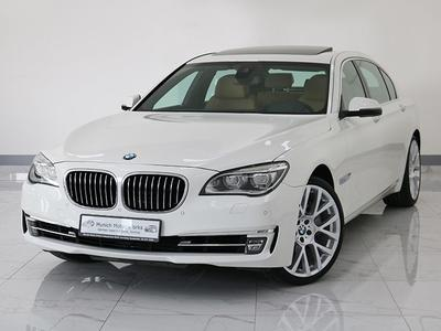 BMW 7-Series 2014 BMW 750Li 2014 GCC - Warranty/Fully Loaded/St...