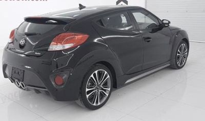 Hyundai Veloster 2016 Hyundai veloster 2016 Turbo manual Full optio...