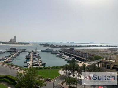 Property for Rent photos in Al Hamra Village: Partial Sea View 3 Bedroom+Maids in Marina - 1
