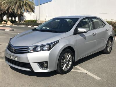 Toyota Corolla 2015 TOYOTA COROLLA SE+ 2.0 MONTHLY ONLY 729X60 PU...